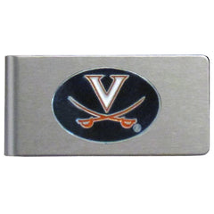 Virginia Brushed Money Clip