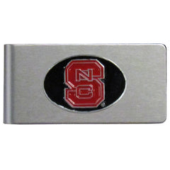 N. Carolina St. Brushed Money Clip