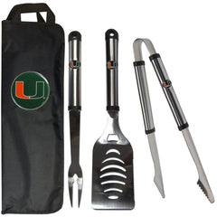 Miami BBQ Set w/Bag