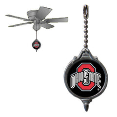 Ceiling Fan Pull - Ohio St. Buckeyes
