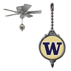 Ceiling Fan Pull - Washington Huskies