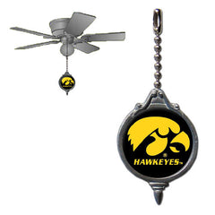 Ceiling Fan Pull - Iowa Hawkeyes