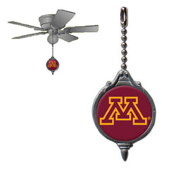 Ceiling Fan Pull - Minnesota Golden Gophers