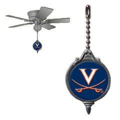 Ceiling Fan Pull - Virginia Cavaliers