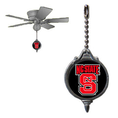 Ceiling Fan Pull - N. Carolina St. Wolfpack