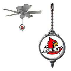 Ceiling Fan Pull - Louisville Cardinals