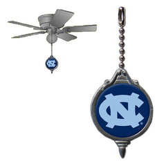 Ceiling Fan Pull - N. Carolina Tar Heels