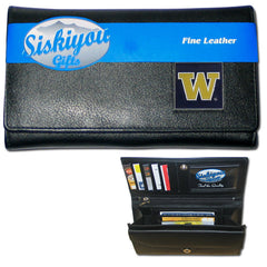 College Ladies Wallet - Washington Huskies