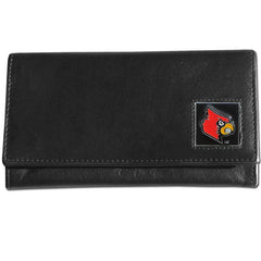 College Ladies Wallet - Louisville Cardinals