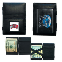 UNLV Leather Jacob's Ladder Wallet