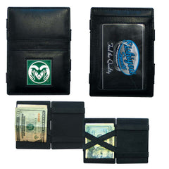 Colorado St. Leather Jacob's Ladder Wallet