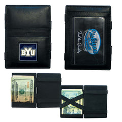 BYU Leather Jacob's Ladder Wallet