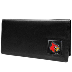 College Executive Checkbook Cover Boxed- Louisville Cardinals