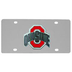 College License Plate - Ohio St. Buckeyes