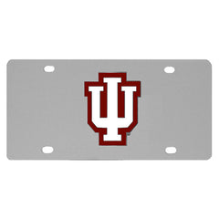 College License Plate - Indiana Hoosiers