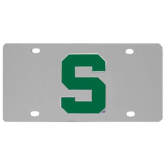 College License Plate - Michigan St. Spartans
