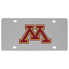College License Plate - Minnesota Golden Gophers