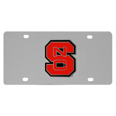College License Plate - N. Carolina St. Wolfpack