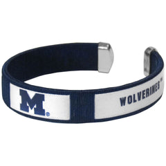 Michigan Fan Band Bracelet