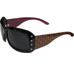 Arizona St. Designer Sunglasses with Rhinestones