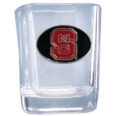 N. Carolina St. 2 oz Collector's Glass