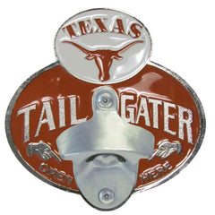 Collegiate Hitch Cover - Texas Longhorns