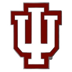 Collegiate Hitch Cover - Indiana Hoosiers