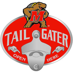 Collegiate Hitch Cover - Maryland Terrapins