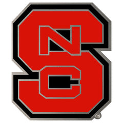 Collegiate Hitch Cover - N. Carolina St. Wolfpack
