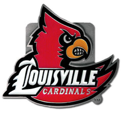 Collegiate Hitch Cover - Louisville Cardinals