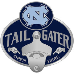 Collegiate Hitch Cover - N. Carolina Tar Heels