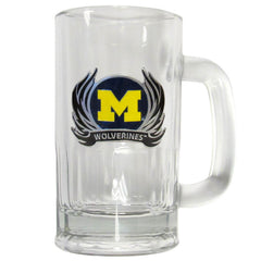 Michigan Flame 16 oz Tankard