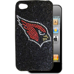 Arizona Cardinals Crystal Snap on Case fits iPhone 4/4S