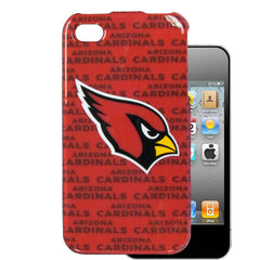 Arizona Cardinals Graphics Snap on Case fits iPhone 4/4S