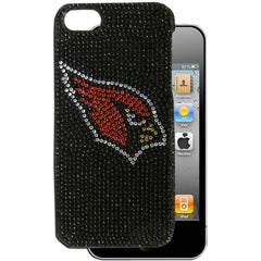 Arizona Cardinals Crystal Snap on Case fits iPhone 5
