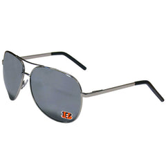 Bengals Aviator Sunglasses