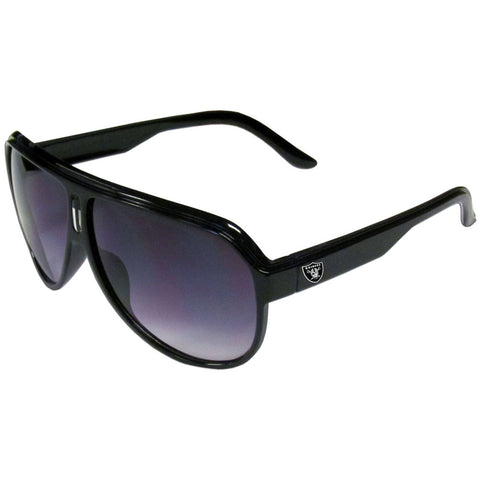 Raiders Malibu Aviator Sunglasses