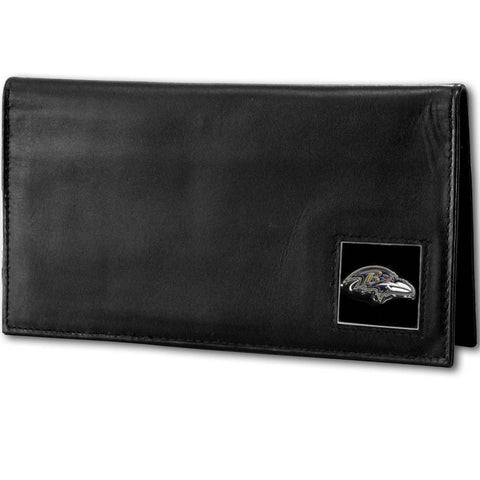Baltimore Ravens - Deluxe NFL Checkbook in a Window Box