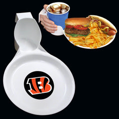 Bengals Drink & Plate 2pk