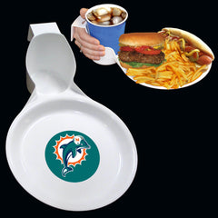 Dolphins Drink & Plate 2pk