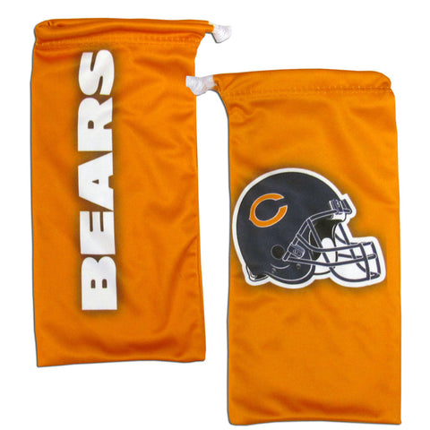 Bears Microfiber Glasses Bag