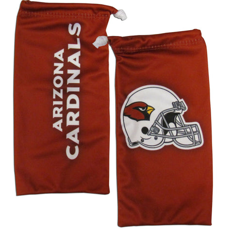 Cardinals Microfiber Glasses Bag