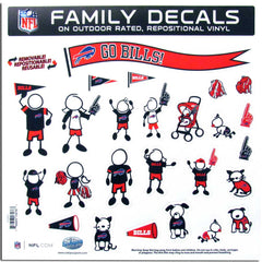 Bills Family Decal Lg.