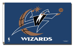 Washington Wizards 3x5 Banner Flag