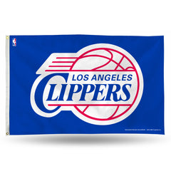 LA Clippers 3x5 Banner Flag Style 3