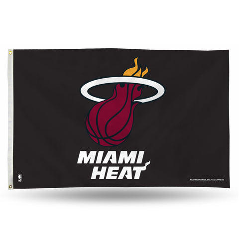 Miami Heat 3x5 Banner Flag