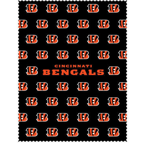 Bengals iPad Microfiber Cleaning Cloth