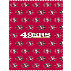 49ers iPad Microfiber Cleaning Cloth