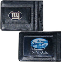 Cash & Cardholder New York Giants
