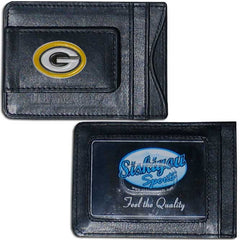 Cash & Cardholder Green Bay Packers